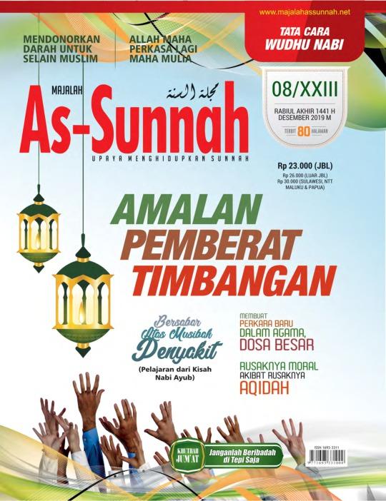 Majalah As-sunnah - edisi 08/XXIII