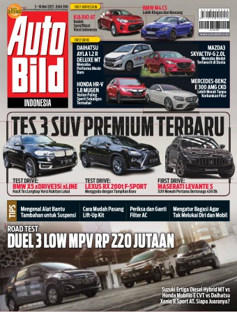 Majalah Autobild - edisi 366