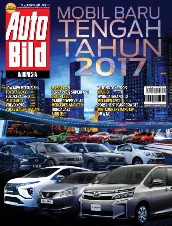 Majalah Autobild - edisi 373