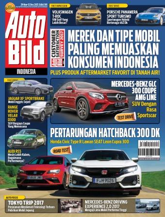Majalah Autobild - edisi 381