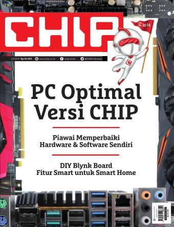 Majalah CHIP - edisi 12/2016