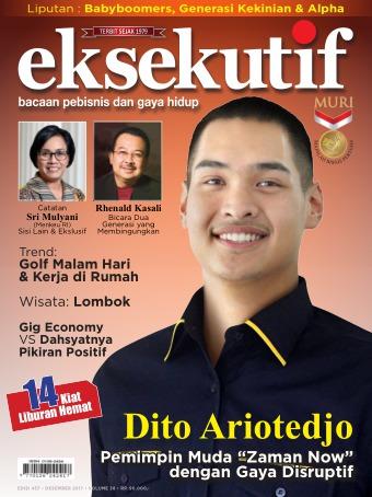 Majalah Eksekutif - edisi 457