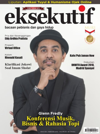 Majalah Eksekutif - edisi 459