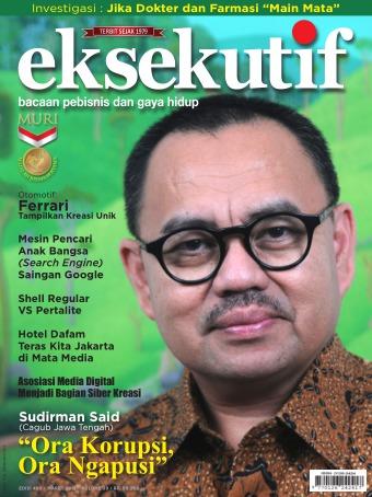 Majalah Eksekutif - edisi 460