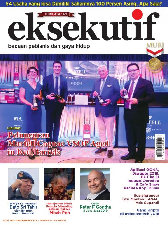 Majalah Eksekutif - edisi 468