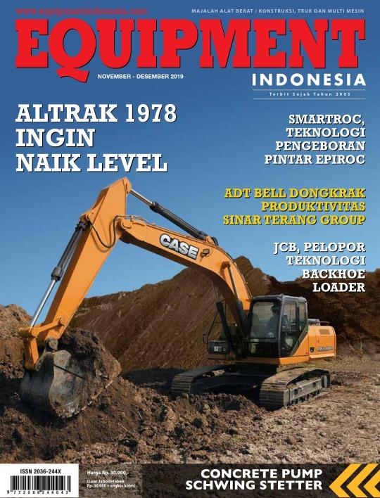Majalah Equipment Indonesia - edisi Edisi Nov-Des 2019