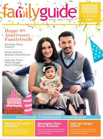 Majalah Family Guide - edisi 47/2018