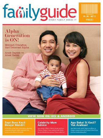 Majalah Family Guide - edisi 44/2017