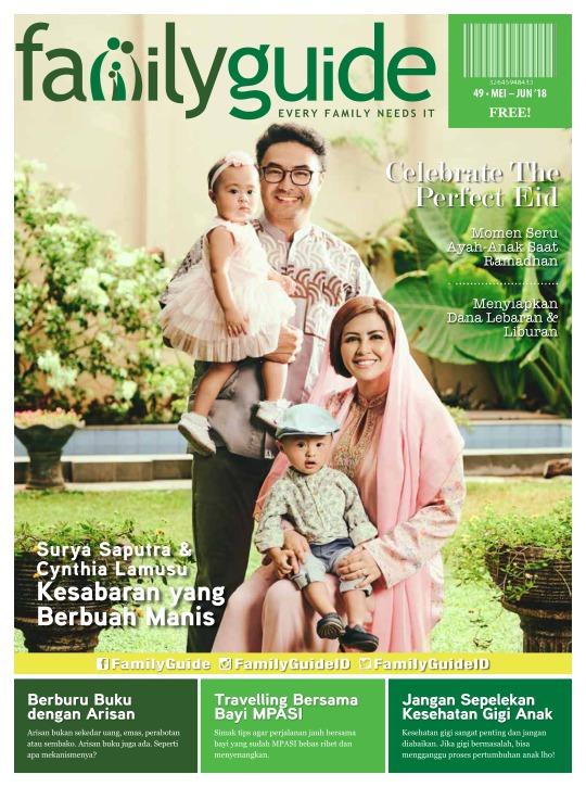 Majalah Family Guide - edisi 49