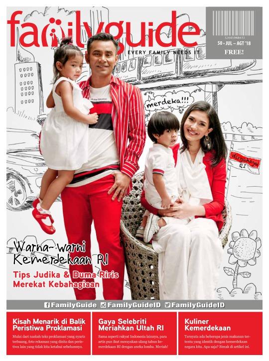 Majalah Family Guide - edisi 50
