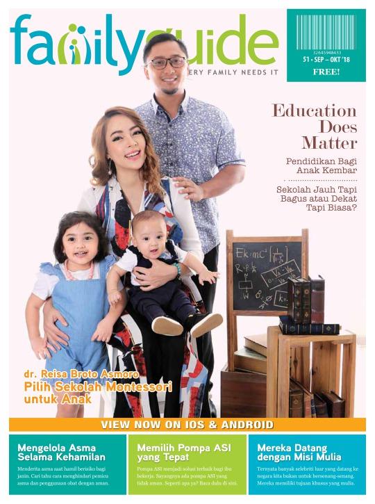 Majalah Family Guide - edisi 51