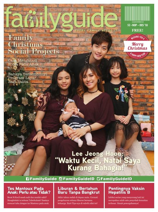 Majalah Family Guide - edisi 52