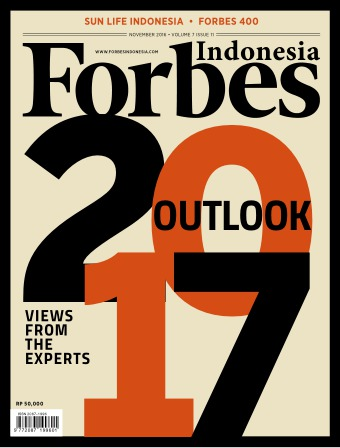 Majalah Forbes Indonesia - edisi 11/2016