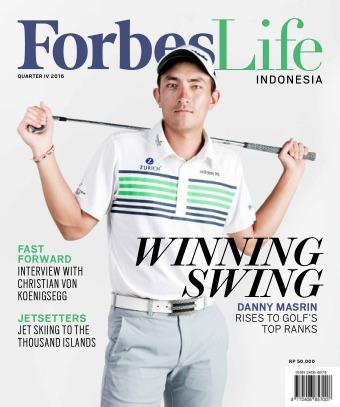 Majalah ForbesLife Indonesia - edisi Okt-Des 2016