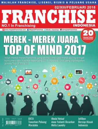 Majalah Franchise Indonesia - edisi 02/XII/2018