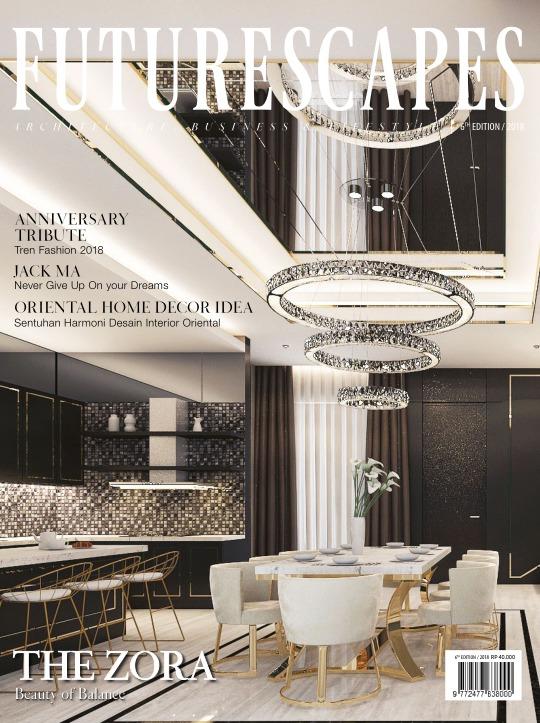 Majalah Futurescapes - edisi 6