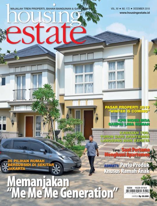 Majalah Housing Estate - edisi 172