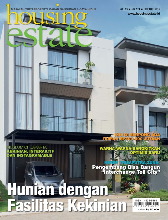 Majalah Housing Estate - edisi 174