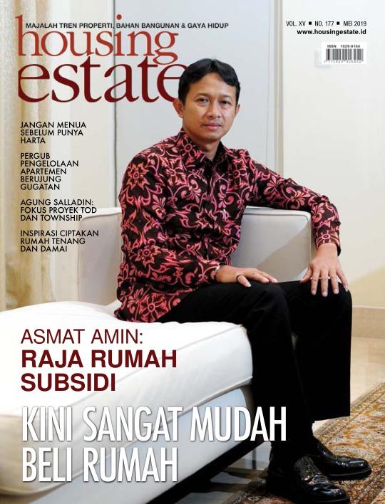 Majalah Housing Estate - edisi 177