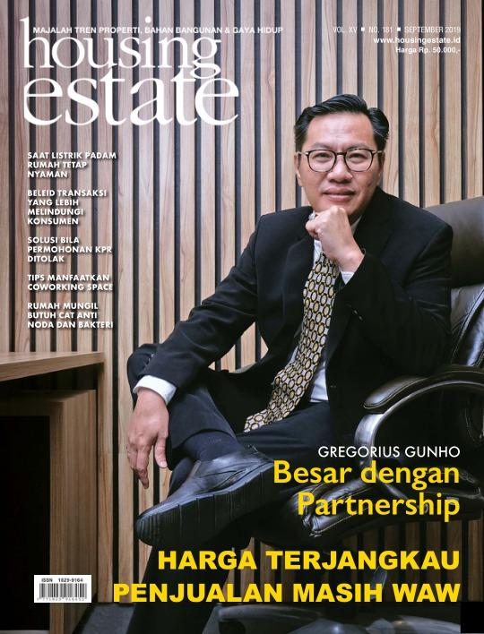 Majalah Housing Estate - edisi 181