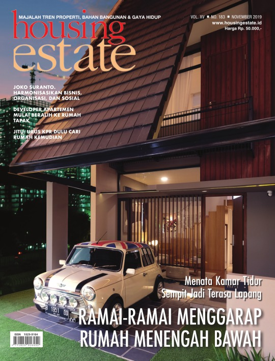 Majalah Housing Estate - edisi 183