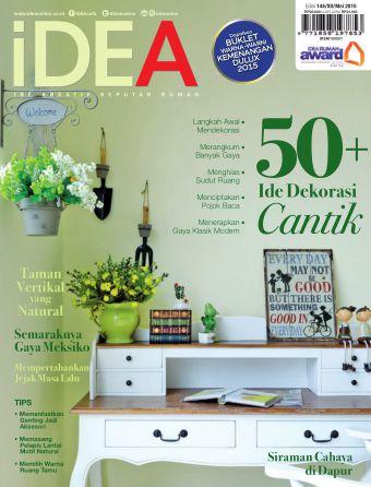 Majalah Idea - edisi 144