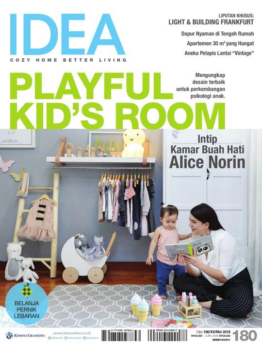 Majalah Idea - edisi 180