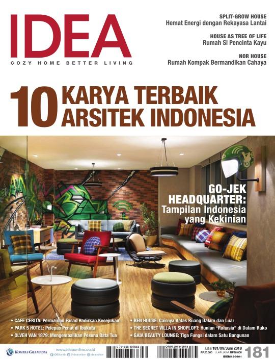 Majalah Idea - edisi 181