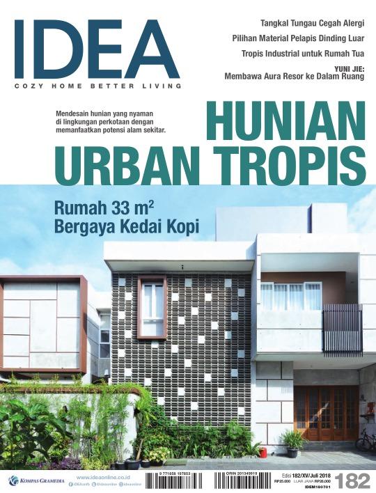 Majalah Idea - edisi 182