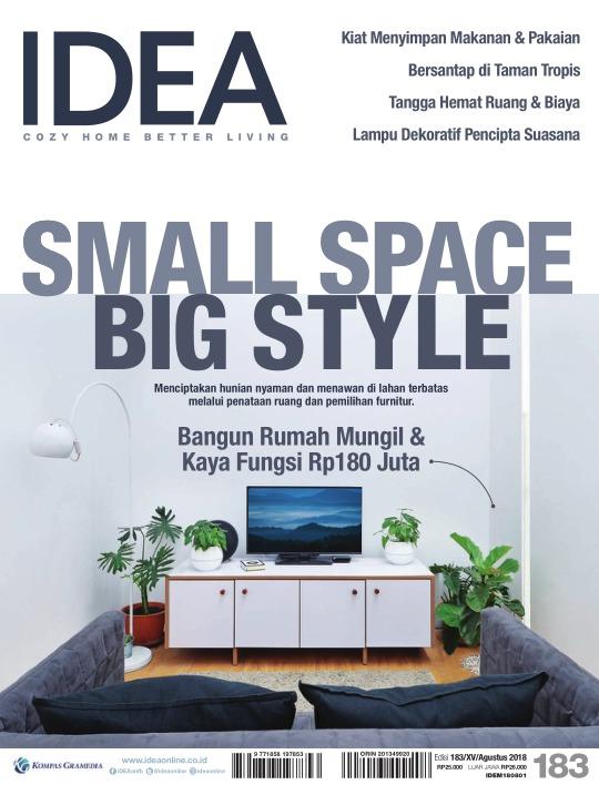 Majalah Idea - edisi 183