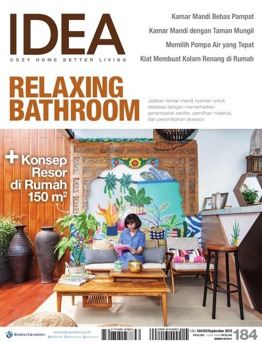 Majalah Idea - edisi 184