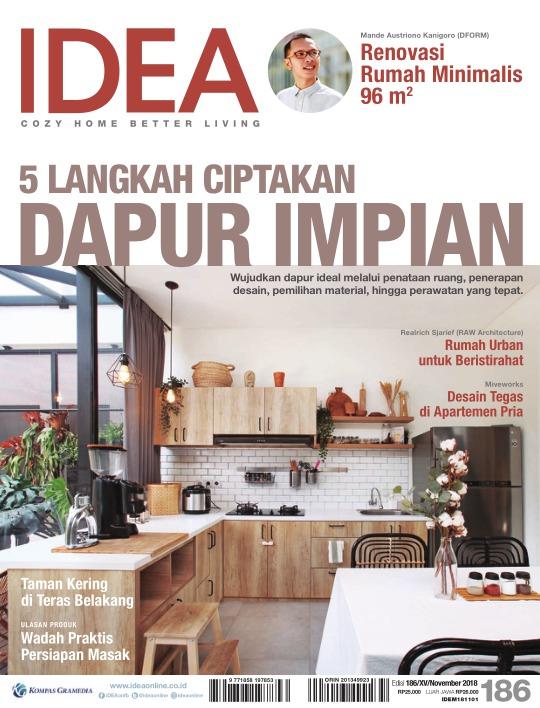 Majalah Idea Edisi 186