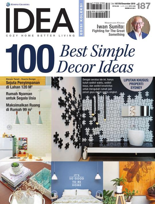 Majalah Idea - edisi 187