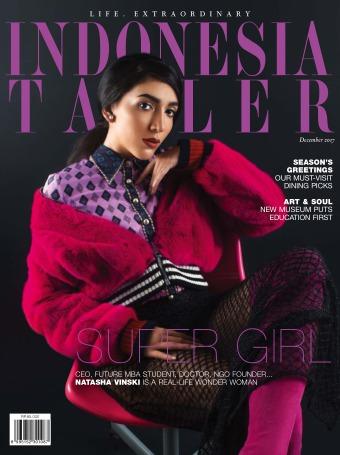 Majalah Indonesia Tatler - edisi 12/2017