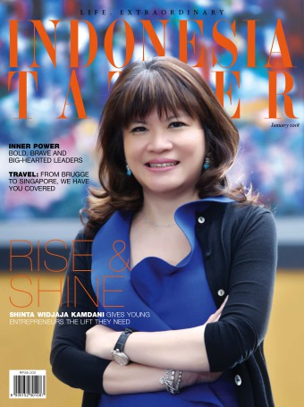 Majalah Indonesia Tatler - edisi 01/2018