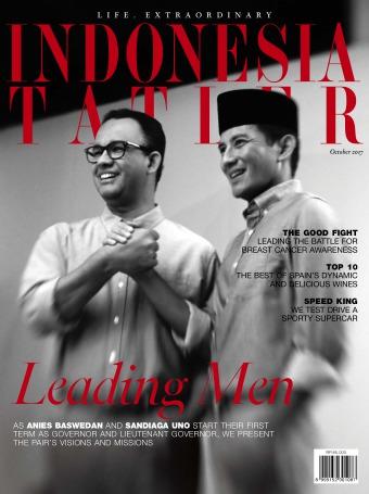 Majalah Indonesia Tatler - edisi 10/2017