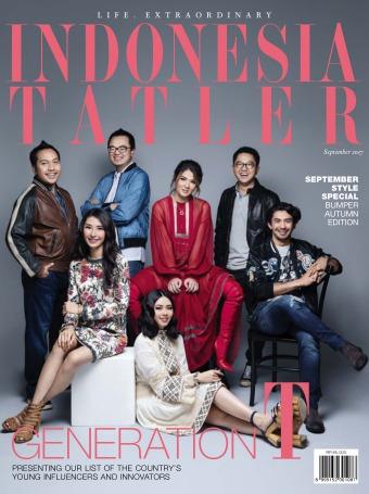 Majalah Indonesia Tatler - edisi 09/2017