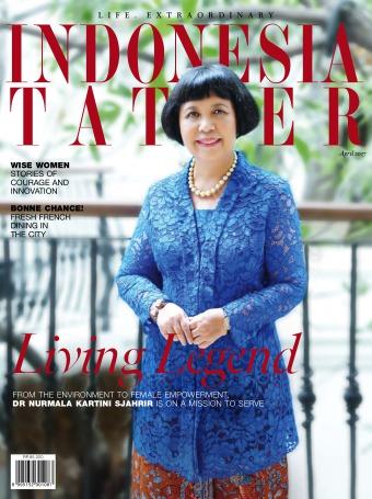 Majalah Indonesia Tatler - edisi 04/2017
