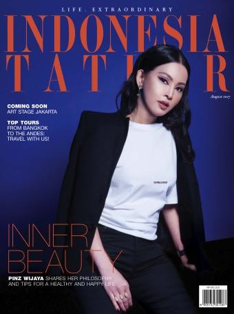 Majalah Indonesia Tatler - edisi 08/2017