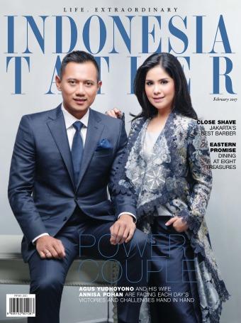 Majalah Indonesia Tatler - edisi 02/2017