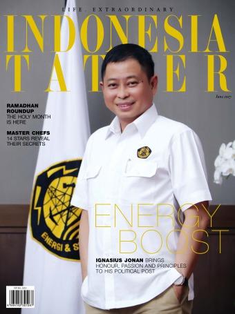 Majalah Indonesia Tatler - edisi 06/2017