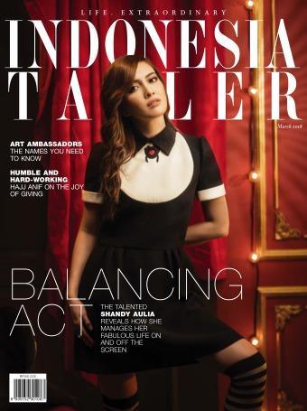 Majalah Indonesia Tatler - edisi 03/2018