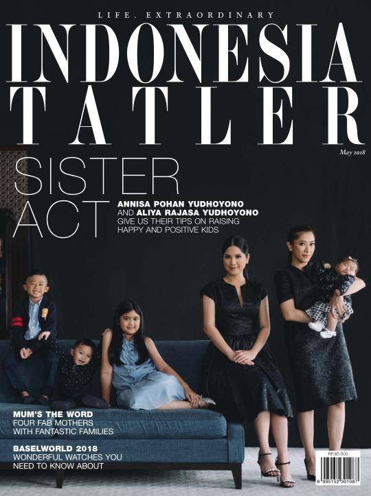 Majalah Indonesia Tatler - edisi 5/2018