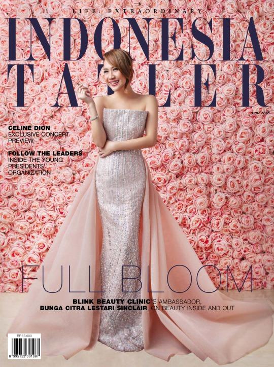 Majalah Indonesia Tatler - edisi 6/2018
