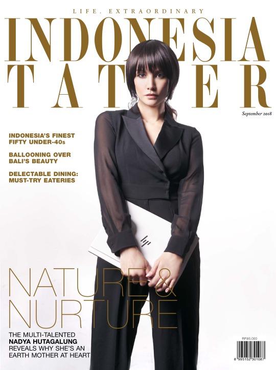 Majalah Indonesia Tatler - edisi 9/2018