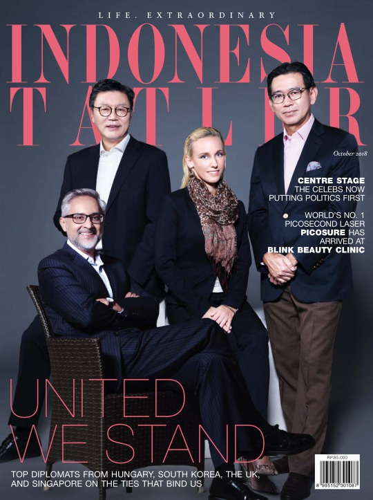 Majalah Indonesia Tatler - edisi 10/2018