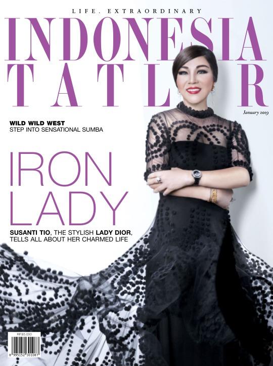 Majalah Indonesia Tatler - edisi 1/2019
