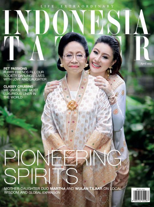 Majalah Indonesia Tatler - edisi 04/2019