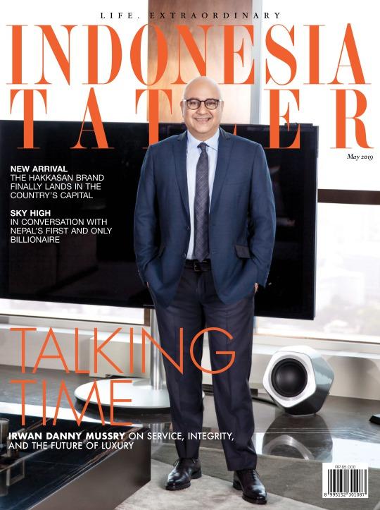 Majalah Indonesia Tatler - edisi 05/2019