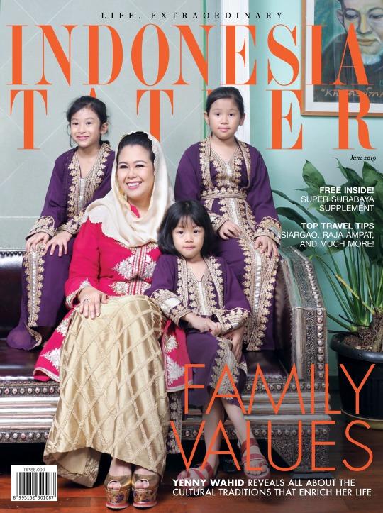 Majalah Indonesia Tatler - edisi 6/2019